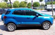 Bán Ford EcoSport Titanium sản xuất năm 2016, màu xanh lam chính chủ giá cạnh tranh giá 548 triệu tại Hà Nội