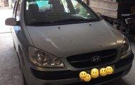 Bán Hyundai Getz 1.1 MT 2010, màu bạc, nhập khẩu nguyên chiếc, 186 triệu giá 186 triệu tại Hà Nội