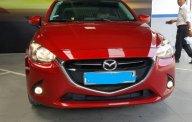 Bán Mazda 2 1.5AT sản xuất năm 2015, màu đỏ, nhập khẩu Thái Lan giá 496 triệu tại Tp.HCM