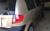 Cần bán lại xe Hyundai Getz đời 2009, màu vàng, xe nhập xe gia đình giá cạnh tranh giá 235 triệu tại Gia Lai