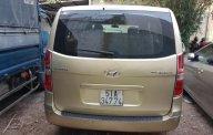 Bán Hyundai Starex số sàn, máy dầu, nhập khẩu Hàn Quốc 2012 bản ghế xoay, màu vàng cát, biển Sài Gòn giá 686 triệu tại Tp.HCM