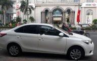 Bán Toyota Vios 1.5E 2016, màu trắng còn mới giá 478 triệu tại Tp.HCM