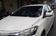 Cần bán lại xe Toyota Vios 1.5E đời 2016, màu trắng giá 470 triệu tại Tp.HCM