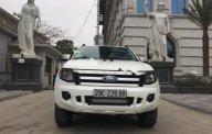 Cần bán gấp Ford Ranger XLS 2.2L 4x2 AT năm sản xuất 2013, màu trắng, xe nhập, giá chỉ 515 triệu giá 515 triệu tại Hà Nội