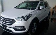 Cần bán Hyundai Santa Fe 2.4L 4WD đời 2018, màu trắng giá 1 tỷ 80 tr tại Bình Thuận