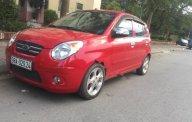 Cần bán lại xe Kia Morning SLX sản xuất 2008, màu kem (be), xe nhập số tự động, 235tr giá 235 triệu tại Hà Nội