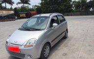 Cần bán xe Chevrolet Spark năm 2009, màu bạc, giá chỉ 112 triệu giá 112 triệu tại Hà Nội