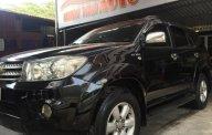 Bán Toyota Fortuner 2.7V 4x4 AT đời 2009, màu đen giá cạnh tranh giá 476 triệu tại Hà Nội