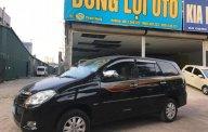 Bán xe Toyota Innova G sản xuất 2010, màu đen chính chủ, 430 triệu giá 430 triệu tại Hà Nội