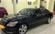 Bán ô tô Lexus LS sản xuất năm 2004, màu đen, nhập khẩu chính chủ giá 650 triệu tại Quảng Ninh