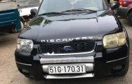 Cần bán Ford Escape 3.0 V6 đời 2003, màu đen giá 179 triệu tại Tp.HCM