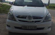 Cần bán lại xe Toyota Innova J đời 2006, màu trắng giá 216 triệu tại Bắc Ninh