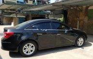 Bán xe Chevrolet Cruze LT 1.6L đời 2017, màu đen chính chủ, giá tốt giá 470 triệu tại Hà Nội