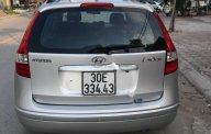 Cần bán xe Hyundai i30 CW sản xuất năm 2009, màu bạc, nhập khẩu nguyên chiếc chính chủ giá 375 triệu tại Hà Nội