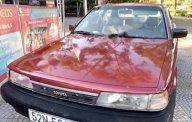 Bán ô tô Toyota Camry 2.0 AT sản xuất năm 1989, màu đỏ, nhập khẩu nguyên chiếc số tự động giá 78 triệu tại Bến Tre