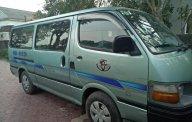 Cần bán gấp Toyota Hiace 2000, màu xanh lam, giá tốt giá 30 triệu tại Hà Tĩnh