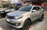 Cần bán xe Toyota Fortuner 2.7V 4X2 AT đời 2016, màu bạc giá 876 triệu tại Hà Nội
