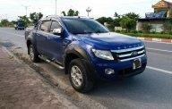Cần bán Ford Ranger XLT 2.2L 4x4 MT sản xuất năm 2012, màu bạc, xe nhập số sàn, giá 470tr giá 470 triệu tại Hà Nội