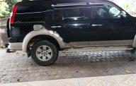 Cần bán Ford Everest đời 2007, màu đen, nhập khẩu giá 350 triệu tại Thanh Hóa