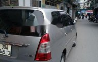 Cần bán Toyota Innova sản xuất 2013, màu bạc ít sử dụng giá 550 triệu tại Hà Nội