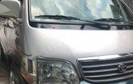 Cần bán xe Toyota Hiace năm sản xuất 2005, màu bạc, nhập khẩu nguyên chiếc giá 205 triệu tại Hà Nội