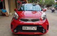 Cần bán Kia Morning đời 2015, màu đỏ số tự động, giá 325tr giá 325 triệu tại Đồng Nai