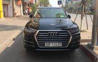 Cần bán lại xe Audi Q7 2016, màu đen, nhập khẩu xe gia đình giá 3 tỷ 200 tr tại Hà Nội