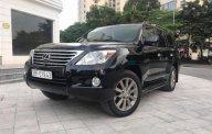 Cần bán lại xe Lexus LX 570 năm 2009, màu đen, xe nhập giá 2 tỷ 750 tr tại Hà Nội