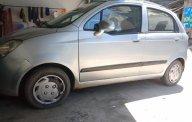 Cần bán Chevrolet Spark Se sản xuất năm 2010, màu bạc giá 110 triệu tại Bình Định
