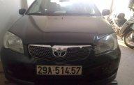 Bán Toyota Vios Limo đời 2006, màu đen giá 178 triệu tại Hòa Bình