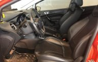 Bán ô tô Ford Fiesta S 1.0 AT Ecoboost đời 2014, màu đỏ cam giá 485 triệu tại Tp.HCM