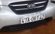 Bán xe Kia Carens LX 1.6 MT đời 2010, màu bạc   giá 248 triệu tại Đắk Lắk