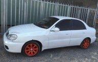 Cần bán lại xe Daewoo Lanos đời 2001, màu trắng còn mới giá 90 triệu tại Tiền Giang