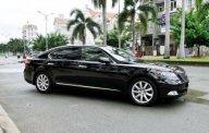 Cần bán xe Lexus LS 460L 2007, màu đen giá 1 tỷ 180 tr tại Hà Nội