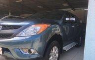 Bán Mazda BT 50 3.2l sản xuất 2013, màu xanh lam, xe nhập giá 570 triệu tại Quảng Ninh