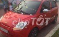 Cần bán Chevrolet Spark 2009, màu đỏ, giá tốt giá 129 triệu tại Bình Dương