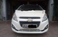 Bán xe Chevrolet Spark LT sản xuất năm 2014, màu trắng giá 232 triệu tại Nghệ An