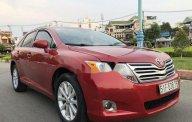 Cần bán xe Toyota Venza 2.7 2010, màu đỏ số tự động, giá 765tr giá 765 triệu tại Tp.HCM