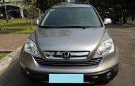 Bán Honda CR V 2.4AT sản xuất 2010, màu bạc, giá 525tr giá 525 triệu tại Tp.HCM