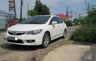 Bán ô tô Honda Civic 2.0 AT đời 2011, màu trắng   giá 535 triệu tại Tp.HCM