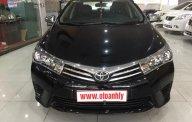 Bán ô tô Toyota Corolla altis 1.8MT đời 2015, màu đen, 610 triệu giá 610 triệu tại Phú Thọ