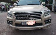 Bán Lexus LX 570 sản xuất năm 2015, nhập khẩu nguyên chiếc giá 5 tỷ 280 tr tại Hà Nội