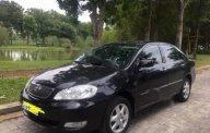 Bán Toyota Corolla Altis đời 2007, màu đen số sàn giá 375 triệu tại Tp.HCM