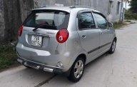 Bán xe Chevrolet Spark sản xuất 2009, màu bạc giá 135 triệu tại Khánh Hòa