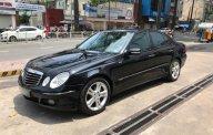 Bán Mercedes E200 sản xuất năm 2008, màu đen, nhập khẩu giá 440 triệu tại Tp.HCM