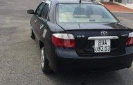 Cần bán Toyota Vios 1.5 MT sản xuất năm 2006, màu đen giá 172 triệu tại Lào Cai