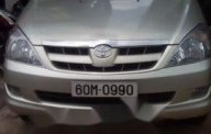 Cần bán Toyota Innova đời 2006, màu bạc chính chủ, giá chỉ 365 triệu giá 365 triệu tại Đồng Nai