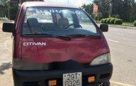 Cần bán lại xe Daihatsu Citivan đời 2003, màu đỏ, giá tốt giá 65 triệu tại Hải Dương