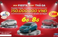 Bán Ford Fiesta sản xuất 2018 màu nâu, giá chỉ 560 triệu giá 560 triệu tại Tp.HCM