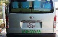 Cần bán lại xe Toyota Hiace 2008, màu bạc chính chủ, giá chỉ 310 triệu giá 310 triệu tại Vĩnh Long